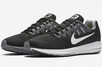 Sport Podiatry Shoe Review: Nike Zoom Structure 20