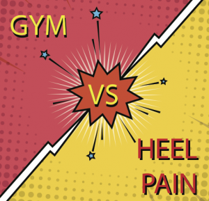Perth Podiatry Tips: Gym vs Heel Pain
